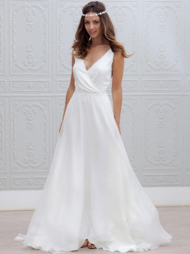 comment choisir sa robe de mari e accord parfait mariage